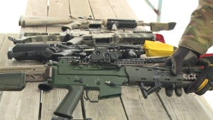 Under the proposed bill C-21, replica airguns and many paintball guns would be banned because they fall under a new definition of replica firearms.