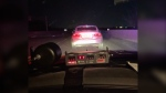 Police say the vehicle was going 170 km/hr on Highway 401 in Essex County. (Courtesy OPP)