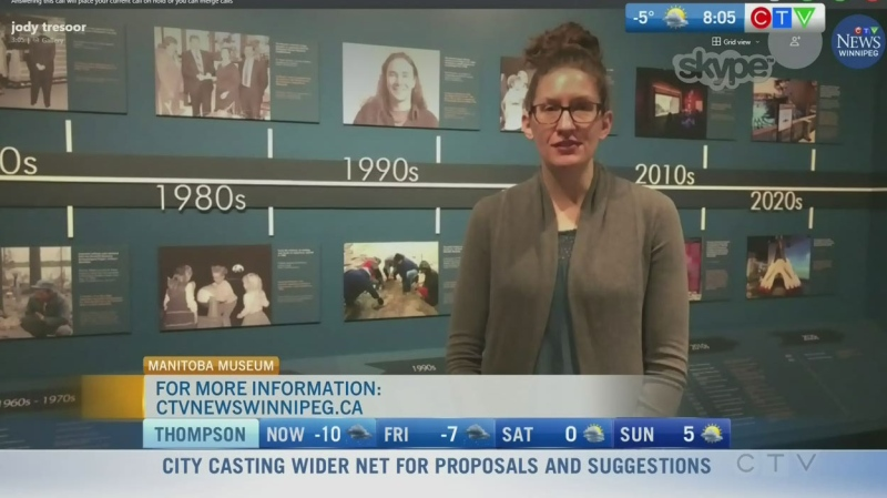 New exhibit marks milestone at Manitoba Museum