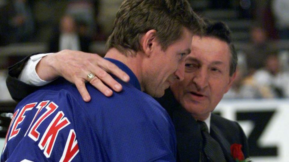 Walter Gretzky, Wayne Gretzky