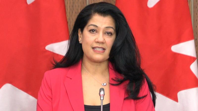 Health Canada Sharma