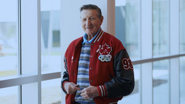 Walter Gretzky can be seen in this undated photo. (Source: City of Brantford)