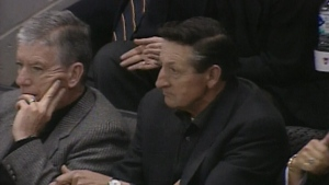 Walter Gretzky died at the age of 82 on March 4, 2021.