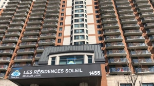 Les Residences Soleil, a long-term care home in Laval, suspended a vaccination program after an outbreak infected dozens of residences.