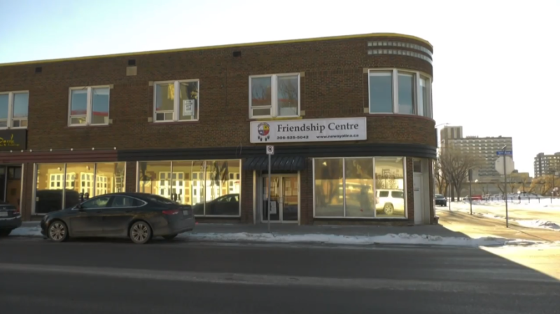 The Nēwo Yōtina Friendship Centre will operate the site from its facility at 11th Avenue and Osler Street. (Wayne Mantyke / CTV News Regina)