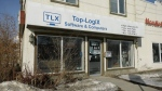 Saskatoon-based Top-LogiX Software and Computers is feeling the crunch of a global computer chip shortage. (Tyler Barrow/CTV Saskatoon)