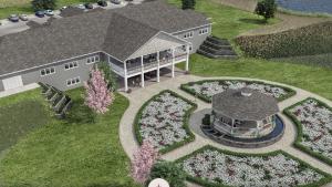 A rendering of Rose Garden Hospice. (www.rosegardenhospice.ca)
