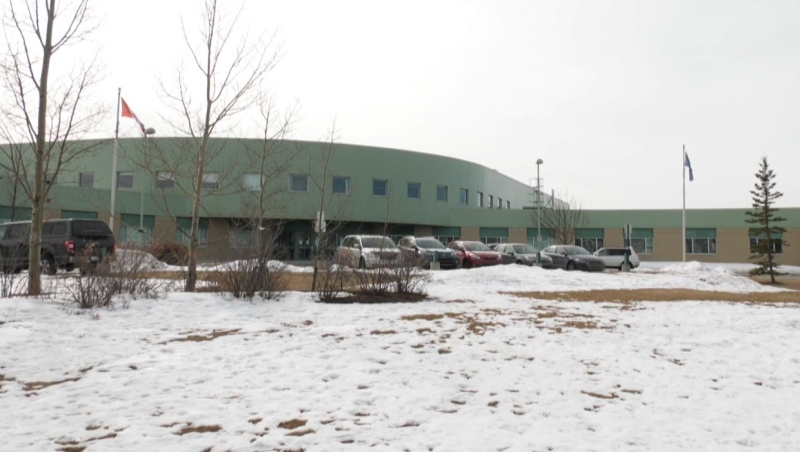 An outbreak was declared at Bow Valley High School in Cochrane, Alta., this week.
