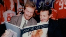 Walter Gretzky tributes in Ottawa
