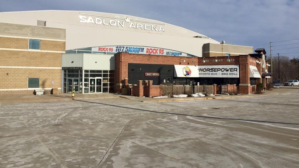 Sadlon Arena