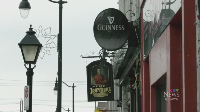 Kingston's St. Patty's Day: Earlier, quieter