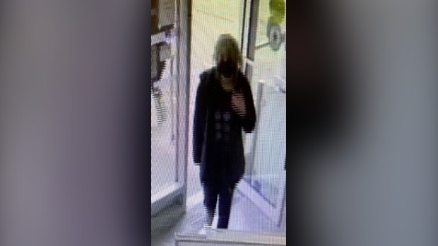 Woman involved in Guelph incident