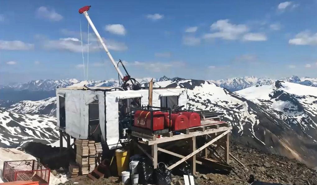 Mining showcase