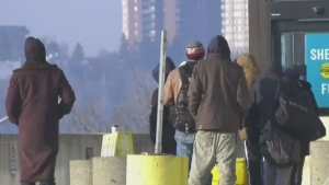 The City of Edmonton has unveiled its plans to provide services for the city's vulnerable population. (File Photo)