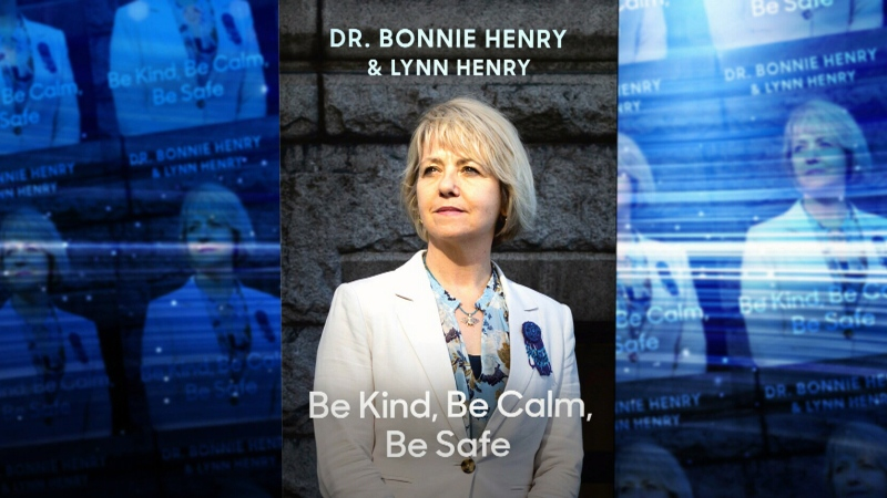 B.C.'s Dr. Henry on COVID-19 response and her new book