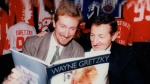 Walter, Wayne Gretzky