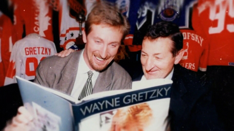 Tributes pour in for 'Canada's Hockey Dad' Walter Gretzky
