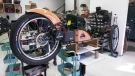 A Calgary company that builds a three wheel adaptive bike is drawing orders from around the world.