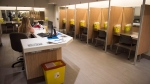 The Cactus safe injection site in Montreal. Public health and staff at the site know that drug users are throughout Montreal and feel that more sites such as Cactus should be set up in the city. THE CANADIAN PRESS/Paul Chiasson