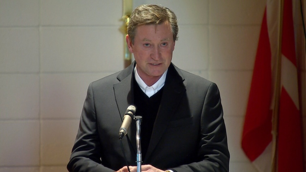 Full transcript: Wayne Gretzky eulogizes his late father Walter