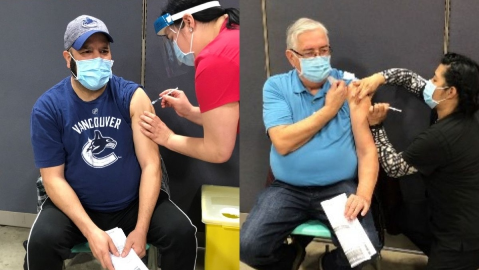 Vaccination campaign underway in Kahnawake