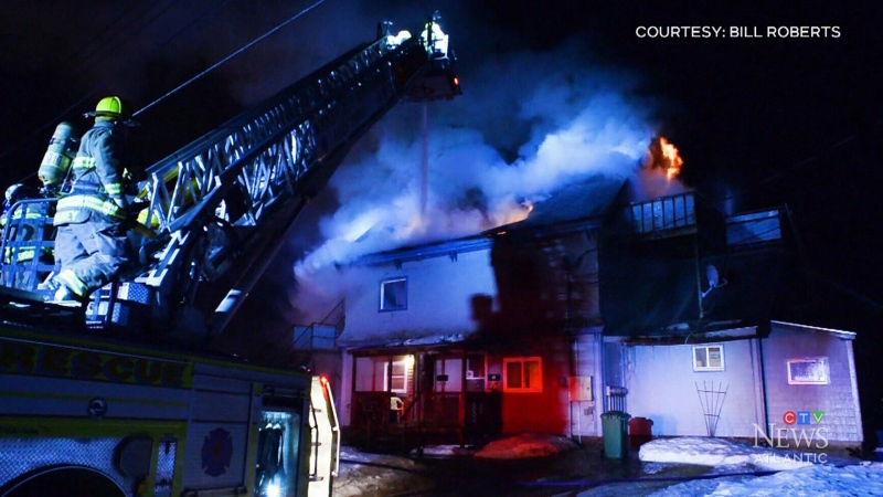 Two dead in Colchester, N.S. fire