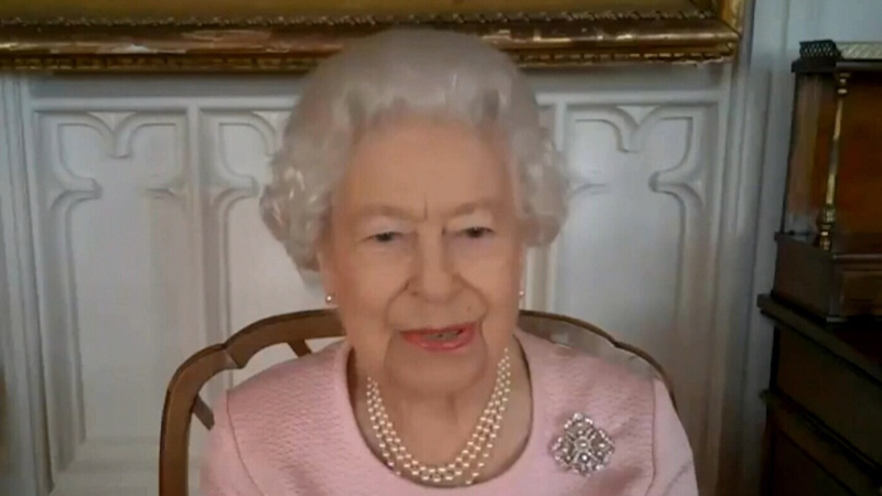 The Queen releases annual commonwealth message