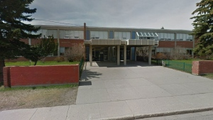 Several hundred students at Bowness High School will be attending online classes for the next two weeks after possible COVID-19 exposures. (File/Google Maps)