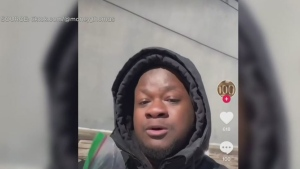 Man uses TikTok to give clues for hidden money