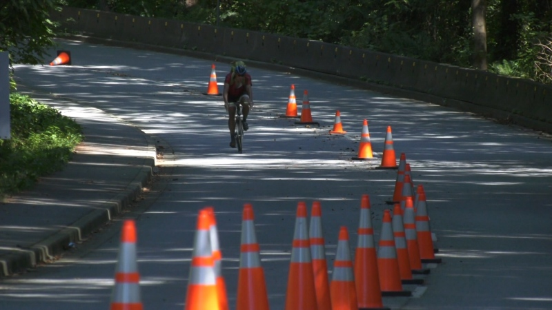 Park board to vote on Stanley Park bike lane