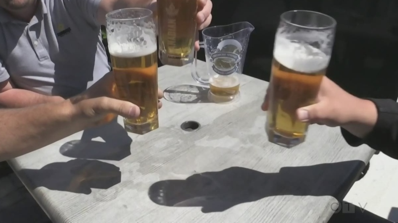 Barrie patio's season could begin April 1