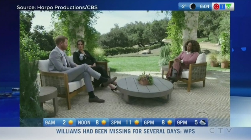 Jana Williams vigil, Royal reaction: Morning Live