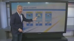 CTV Morning Live Weather Mar 08