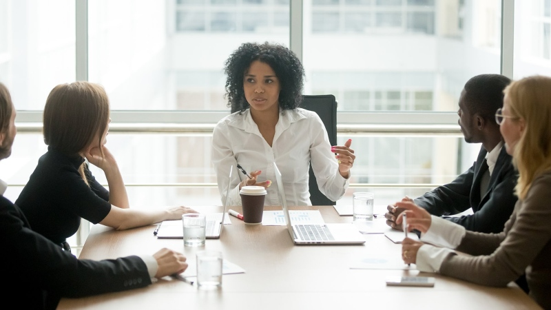 Why aren't there more women of colour in executive