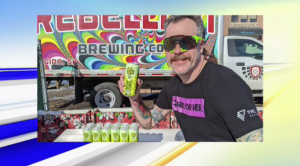 WATCH: Rebellion Brewing Co. is selling a special beer to raise awareness about women in the brewing industry and raising money for YWCA.