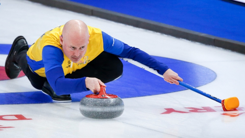 Kevin Koe, Brier, Wild Card Two