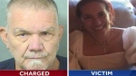 Florida man charged for allegedly killing wife