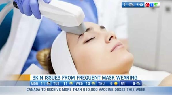 Mask, skin