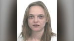 Tara-Anne Landgraf is seen in an undated handout photo. The Crown intends to give notice it will be seeking an adult sentence in the case of an Edmonton man charged in the cold case killing of Landgraf in Calgary 13 years ago. (THE CANADIAN PRESS/HO-Crimestoppers)