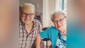 Allan and Maybelle Hartley