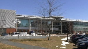 The Halifax Regional Centre for Education says it happened after school Thursday afternoon, on the Halifax Common -- directly across the street from Citadel High School.