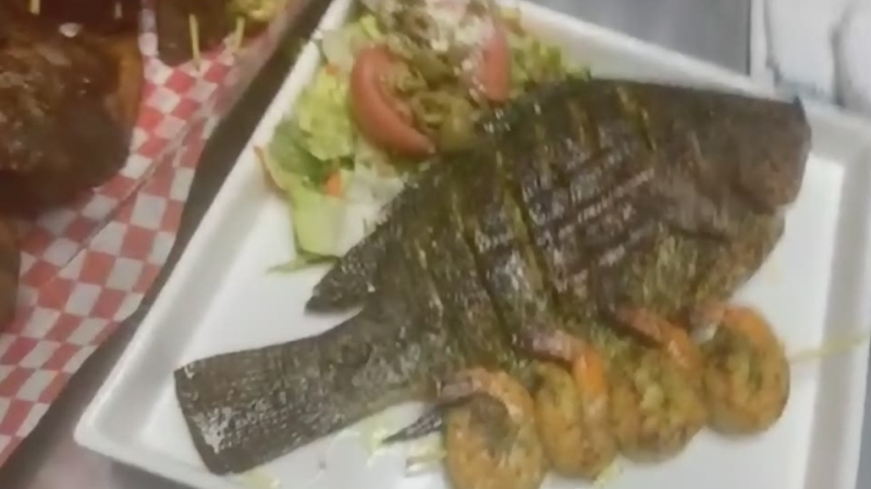 Five and Dine: African BBQ House