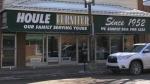 Houle Furniture has been a staple in Prince Albert for 69 years. (Lisa Risom/CTV Saskatoon)