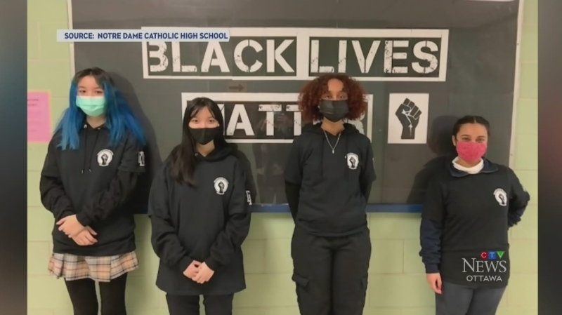 Black Lives Matter inspires students