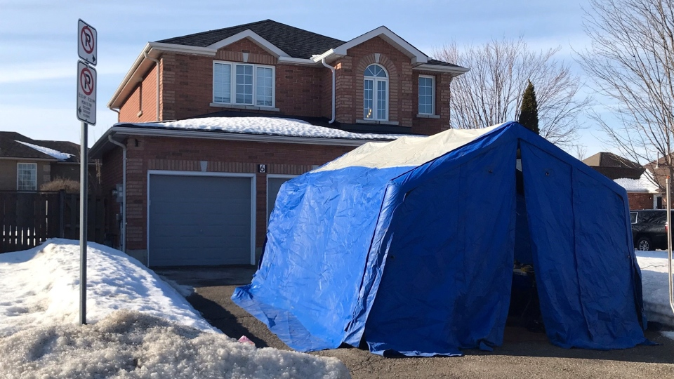 Barrie police investigation