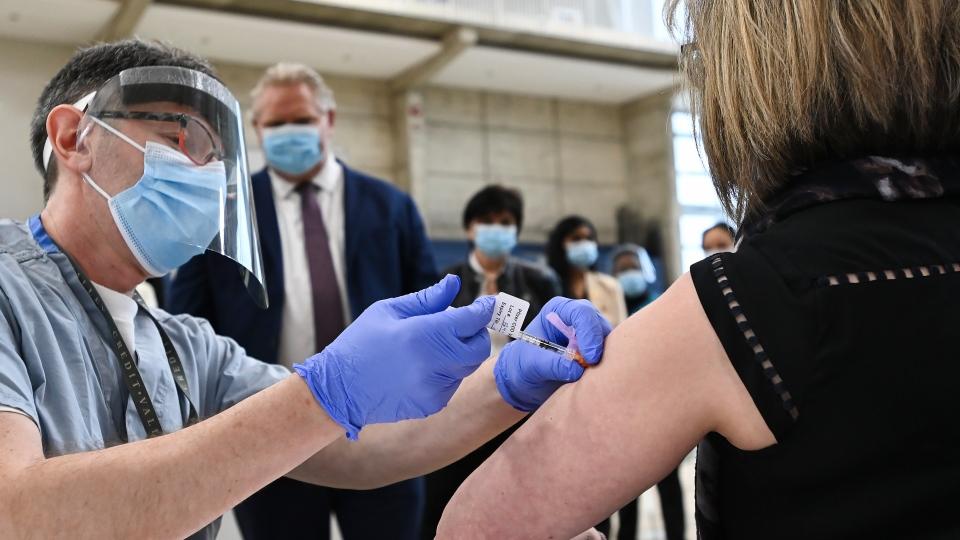 covid vaccine ontario