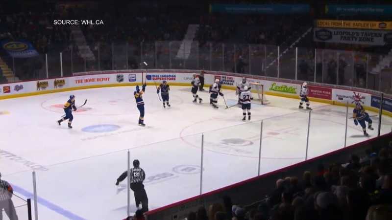 Saskatoon Blades head to the bubble