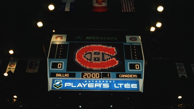 On March 11, 1996, the Montreal Canadiens played their last game at the Forum. Ezra Soiferman captured the night in these pictures.