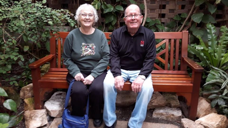 Mike and Gail Dobbin