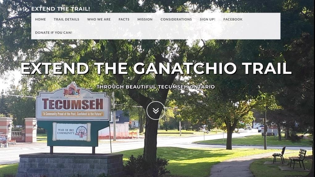 Ganatchio trail campaign